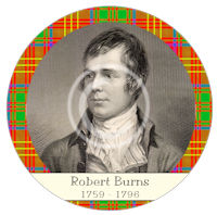 Robert Burns design